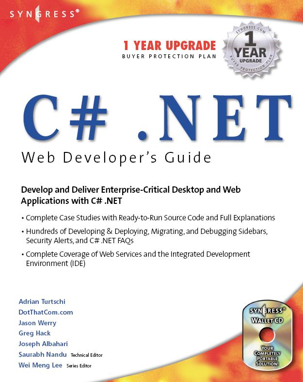 csharp web dev guide