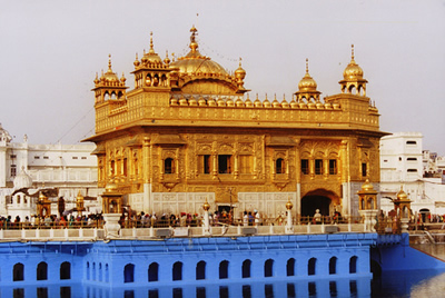 2. The Golden Temple, India1