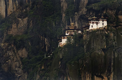 3. Tiger's Nest, Bhutan1