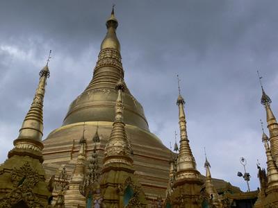4. Shwedagon Pagoda, Myanmar1