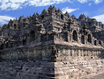5. Borobudur, Indonesia