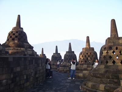 5. Borobudur, Indonesia1