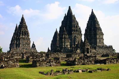 6. Prambanan, Indonesia