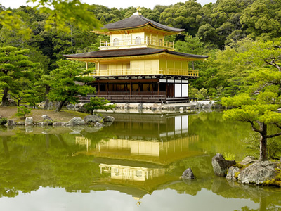 7. Kinkaku-ji, Japan1
